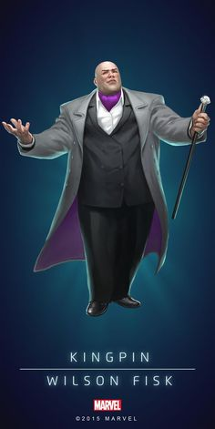 "Marvel Comics: Kingpin ""Wilson Fisk"""