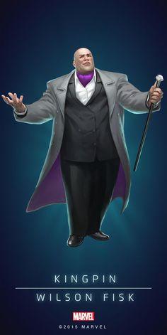 "Marvel Comics: Kingpin ""Wilson Fisk"""