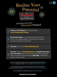 Competition Details #PotentialistCanada