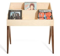 The Record Stand