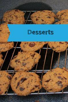 Desserts Pinterest Board Cover