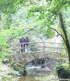real ghost photos December 2013 | Ghost on the bridge | Ghost Photo Gallery