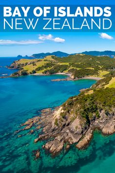 Sailing the Bay of Islands New Zealand and swim with dolphins on a Bay of Islands tour.  Planning a trip to New Zealand? This is one of our top things to do in New Zealand North Island and you should put this at the top of your New Zealand itinerary. Bay of Islands NZ.