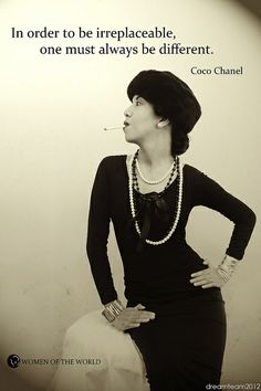 Coco Chanel | Coco Chanel | Flickr - Photo Sharing!♥♥