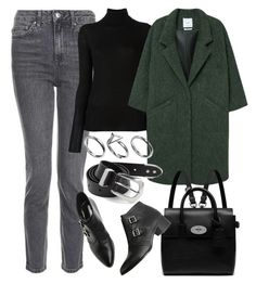 """Untitled #5961"" by rachellouisewilliamson on Polyvore featuring Topshop, Joseph, MANGO, Mulberry and Pilgrim"