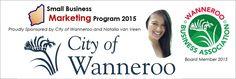 City of Wanneroo and Natalia van Veen SME Marketing Acceleration Program 2015