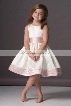 Girl dress flower infant