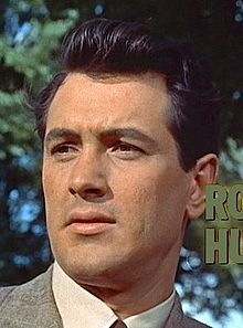 Rock Hudson (Roy Harold Fitzgerald) 12/17/25-10/2/85. Magnificent Obsession, Giant, Pillow Talk, Lover Come Back, Ice Station Zebra, Send Me No Flowers, Dynasty, McMillian & Wife