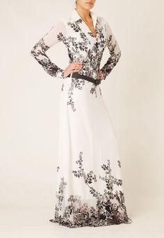 Love this long sleeve maxi dress!
