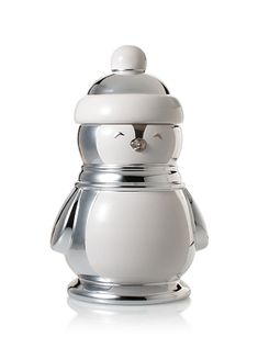 I want one!  Penguin cookie jar.