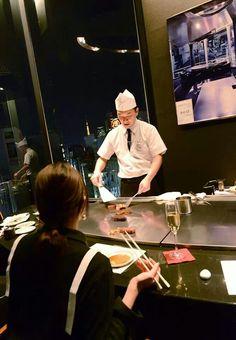 Kobe beef #misono #steak #kobebeef,#beef #wakyu #food #teppanyaki  #ginza #new #tokyo#japankuru #japan  #travel