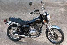 Yamaha SR 250 - Wikipedia, la enciclopedia libre