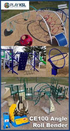 PLAY KSL - building a better playground with Ercolina!
