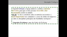 Apresentação e Introdução do Curso de Iniciação Teológica