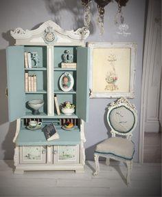 Miniaturhäuser, Miniatur Puppenhaus Möbel, Miniaturpuppen, Miniaturen Für  Puppenhäuser, Barbie Möbel, Wohnmöbel