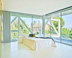 Clavel Arquitectos design 4 in 1 home in Murcia, Spain