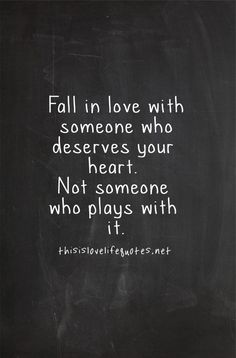 Fall in love with ...