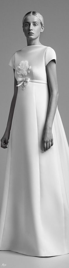Fall 2018 Bridal Viktor & Rolf
