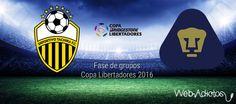 Táchira vs Pumas, Jornada 3 de Copa Libertadores 2016 ¡En vivo por internet! - https://webadictos.com/2016/03/09/tachira-vs-pumas-copa-libertadores-2016/?utm_source=PN&utm_medium=Pinterest&utm_campaign=PN%2Bposts