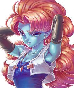 Dragon Ball Z | Zangya | Anime