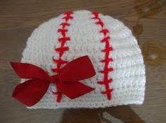 would love this - for baby girl of baseball fans