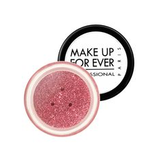 Make Up For Ever Glitter in Pink, $15, sephora.com -Wmag
