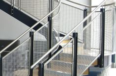 steel balustrades - Google Search