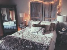 Bed room goals by you tuber Marissa Lace