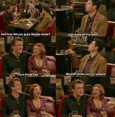 Bahaha drunk Ted