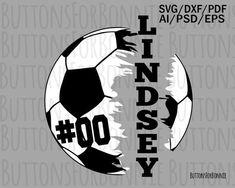 soccer svg, template, soccer mom svg, soccer shirt svg, cut file, iron on, cricut, name, soccer deca