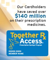 Rx savings for those w/o prescription insurance