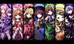rozen maiden *-*