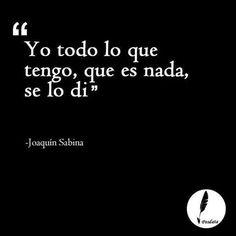 J. Sabina *