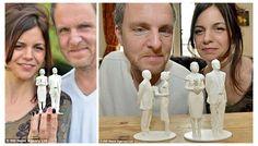 3D printed cake topper