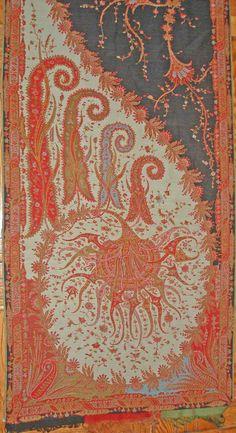 pivot shawl