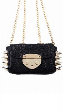 Giulietta Bag - Black Leather