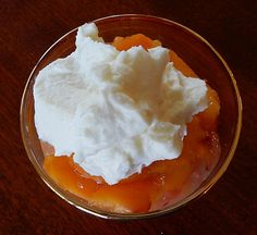 I recently found a hundred-year-old recipe for the perfect peach dessert – Peach Tapioca Without Cream. The name is a bit misleading. This luscious, refreshing dessert is topped with almond-…