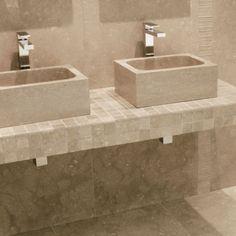 Fossil Grey Rectangular Basin better bathrooms