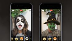 awesome Facebook Unveils Snapchat-like Face Filters For Halloween -  #business #Digitalbusiness #networkanalysis #Onlinebusiness #Snapchat #snapchatforbusiness #Snapchatmarketing #socialmediaarticles #socialmediamarketing #socialmediaplan #socialmediatips #socialmediatrends #socialnetworking Check more at http://wegobusiness.com/facebook-unveils-snapchat-like-face-filters-for-halloween/