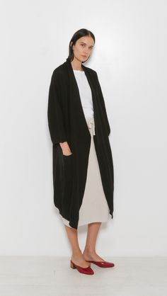 Kowtow Park Cardigan | The Dreslyn