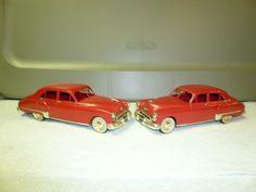 1949 Oldsmobile 98 4 Door Sedan by Cruver promo model Red