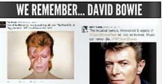 Countrified Canada tribute to David Bowie