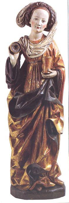 Muzeum Cyfrowe dMuseion - Figura św. Marii Magdaleny