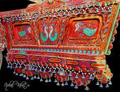 Pakistan Truck art...stunnning details