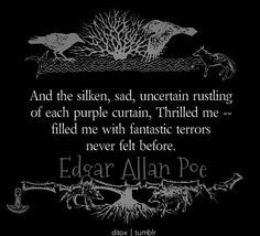 poe raven quotes - Google Search