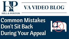 Common Mistakes - Don't Sit Back During Appeal - YouTube