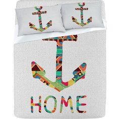nautical sheet set