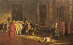 Eduardo Zamacois y Zabala, Education of a Prince
