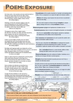 AQA Power and Conflict Poetry Revision Guide English Gcse Revision, Gcse English Language, Exam Revision, Revision Guides, Revision Notes, English Literature Poems, English Writing, English Help, English Study