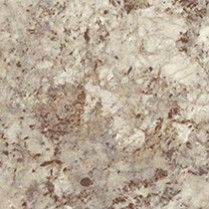 "Brazilian granite laminate design featuring large-scale areas in light beige with subtle accents of dark chocolate and milk chocolate.  Includes hints of light cream throughout.Approximate Design Repeat Length*: 55""Approximate Design Repeat Width*: 60"" This pattern is part of the Wilsonart Home Collection."